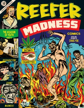 Product Reefer Madness Comics