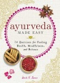 Product Ayurveda Made Easy