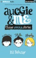 Product Auggie & Me: Three Wonder Stories: Library Edition