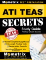 Product ATI TEAS Secrets: TEAS 6 Complete Study Manual, Full-Length Practice Tests, Review Video Tutorials for the Test of Essential Academic Skills