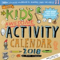 Product The Kid's Awesome Activity 2018 Calendar