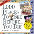 Product 1,000 Places to See Before You Die 2020 Calendar