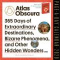 Product Atlas Obscura Color 2020 Calendar