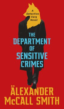 Product The Department of Sensitive Crimes
