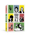 Product Rad American Women A-Z Postcards