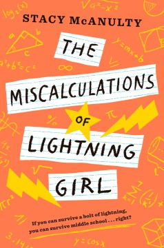 Product The Miscalculations of Lightning Girl