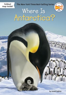 Product Where Is Antarctica?