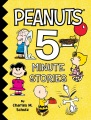 Product Peanuts 5-Minute Stories