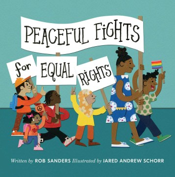 Product Peaceful Fights for Equal Rights