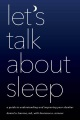 Product Let's Talk About Sleep