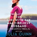 Product The Girl With the Make-believe Husband: A Bridgertons Prequel; Library Edition
