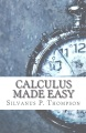 Product Calculus Made Easy