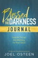 Product Blessed in the Darkness Journal: How All Things Are Working for Your Good