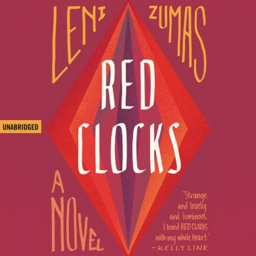 Product Red Clocks: Library Edition