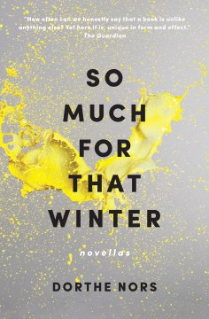 Product So Much for That Winter: Novellas