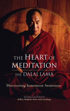 Product The Heart of Meditation: Discovering Innermost Awareness