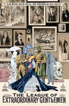 Product The League of Extraordinary Gentlemen 1
