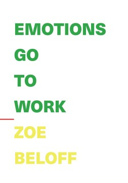 Product Emotions Go to Work