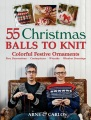 Product 55 Christmas Balls to Knit