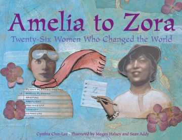 Product Amelia to Zora: Twenty-Six Women Who Changed the World