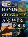 Product The Handy Geography Answer Book