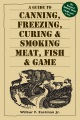 Product A Guide to Canning, Freezing, Curing & Smoking Mea