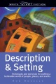 Product Write Great Fiction: Description & Setting