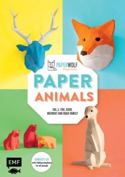 Product Fox, Deer, Meerkat and Bear Family