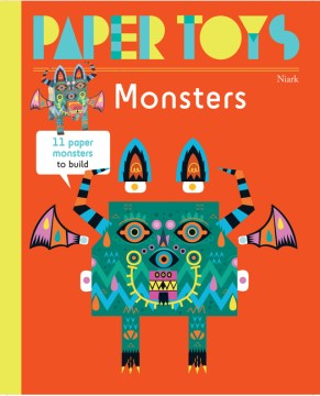 Product Monsters: 11 Paper Monsters to Build