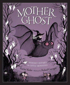 Product Mother Ghost: Nursery Rhymes for Little Monsters