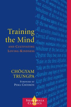 Product Training the Mind and Cultivating Loving-Kindness