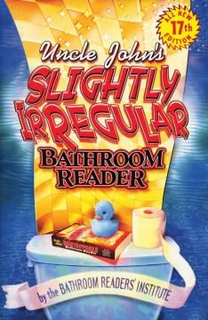 Product Uncle John's Slightly Irregular Bathroom Reader