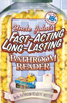 Product Uncle John's Fast-acting, Long-lasting Bathroom Reader