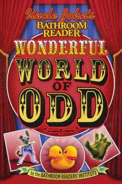Product Uncle John's Bathroom Reader Wonderful World of Odd