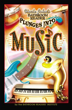 Product Uncle John's Bathroom Reader Plunges into Music