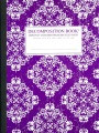 Product Victoria Purple Decomposition Book: College-ruled Composition Notebook With 100% Post-consumer-waste Recycled Pages