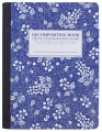 Product Blueberry Decomposition Book: College-ruled Composition Notebook With 100% Post-consumer-waste Recycled Pages