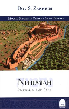 Product Nehemia: Statesman and Sage