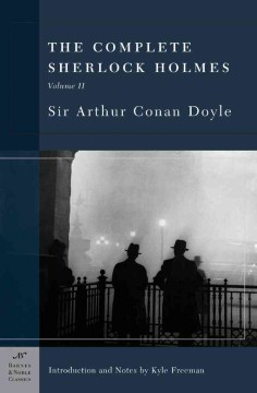 Product The Complete Sherlock Holmes