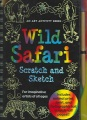 Product Wild Safari Scratch And Sketch