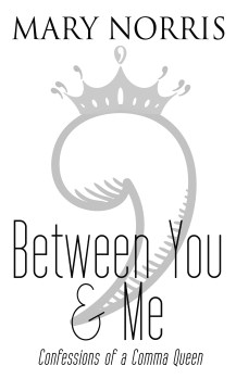 Product Between You & Me: Confessions of a Comma Queen