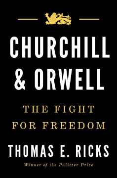 Product Churchill and Orwell: The Fight for Freedom