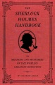 Product The Sherlock Holmes Handbook: The Methods and Mysteries of the World's Greatest Detective