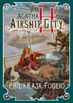 Product Agatha H. and the Airship City