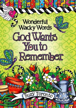 Product Wonderful Wacky Words God Wants You to Remember