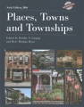 Product Places, Towns and Townships 2016