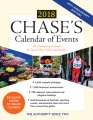 Product Chase's Calendar of Events 2018