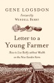 Product Letter to a Young Farmer