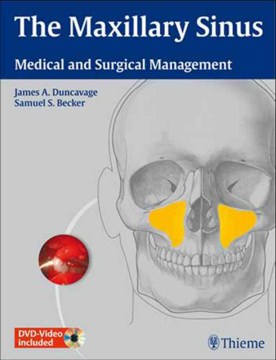 Product The Maxillary Sinus: Medical and Surgical Management