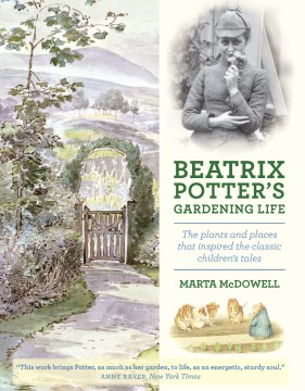 Product Beatrix Potter's Gardening Life: The plants and places that inspired the classic children's tales